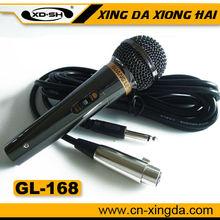 Gl-168 de alta calidad micrófono unidireccional baratos