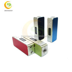 2015 Hottest ecig MS MI NI 50W box mod dx oman e cigarette osaka battery pakistan