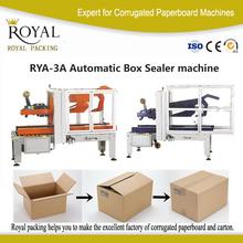 manually adjust carton sizes carton sealer
