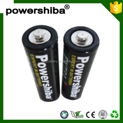small SIZE 1.5v aa/ um3/ r6 battery