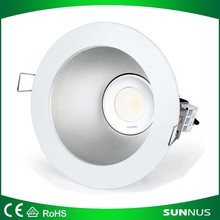 14w led downlights Aluminum Material and Energy Saving 100-240v CE, RoHS
