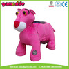 AT0619 riding horse plastic riding horse spring rider toys