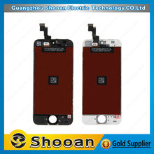 Cheapest color change back cover for iphone 5s,color lcd digitizer assembly for iphone 5s