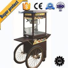 Mini caramel popcorn machine machine