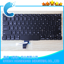 "US Keyboard with Backlight Backlit For MacBook Pro 13"" A1502 2013 Retina Replacement Keyboard"