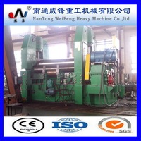 New style professional sheet metal cone rolling machine