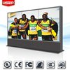 video display wall lcd video wall with led video wall controller