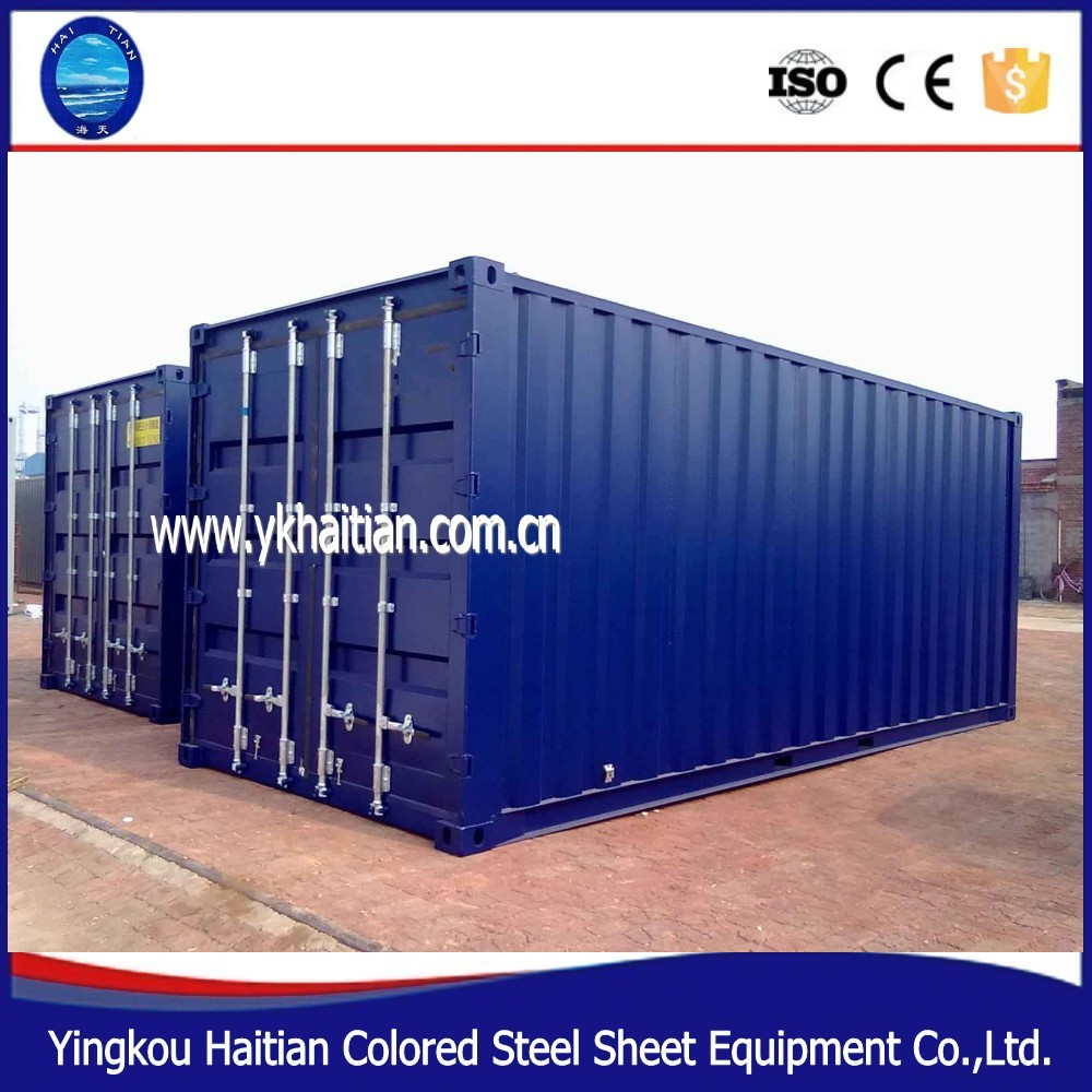 20ft high quality customization modular prefab living container house used co - Maison prefab pas cher ...