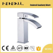 New Swan Designed Gold Brass Basin Tap Single Lever Bathroom faucets Taps And Mixers