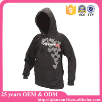 Custom your own design 2014 mens fashion two color hoodies