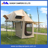 Camping product 3x3 folding tent canopy hard top roof tent with hot market