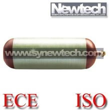 type 2 CNG cylinder for vehicle CNG2-G-406-100-20B