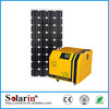 camping greenhouse solar cooling system