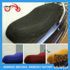 2016 Cheap Price India Hotsale 3D Mesh Fabric Stripes Motorcycle Seat Cover Cushion
