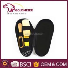 scarpe nere a forma di piede kit di pulizia sciampo dal produttore cina