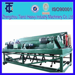 Factory price compost turner machine municipal solid waste to compost