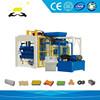 QTY12-15 lighweight fly ash block making machine / automatic concrete block moulding equipment/concrete hollow block making