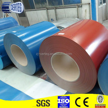 Prime 0.13 mm thick color coated steel sheet ral ppgi buyer