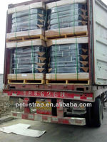 pet strapping for packing (ISO9001:2008)