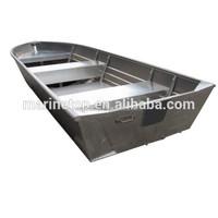 12ft V Bottom Aluminum Deck Lightweight Fishing Boat