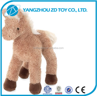 baby toy animal stuffed plush horse toy