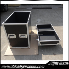 ATA Aluminum Roadcase for 2 x Nexo PS15R2 Speakers with Caster Board