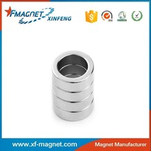 Electronic Magnets For Neodymium Permanent Half Ring Shape Manufacture