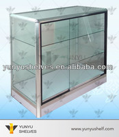 Guangzhou glass mobile phone display cabinet