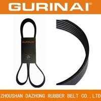 Good quality Poly V rubber belts