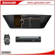9 inch HD Car DVD Payer GPS navigation Headunit for BMW X1 E84 2010~2015