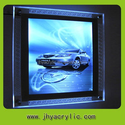 Hot sale High quality light up picture frame/picture frame cutting machine