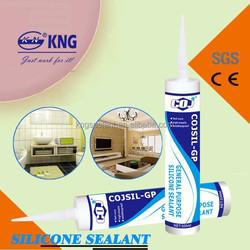 COJSIL-GP glass repair adhesive acetic shower door sealant