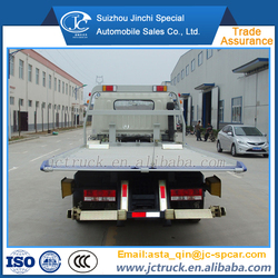 2015 Dongfeng tow truck winch for sale for sale