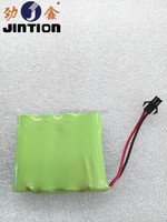 4.8V NI-MH AA 1200mAh Rechargeable battery pack