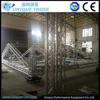 Aluminum Triangular Roof Truss,Spigot truss 298x298MM