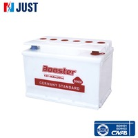 Customized various models car battery brands gp brand battery booster DIN66