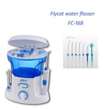 Flycat recogida de agua exterior limpiador de dientes