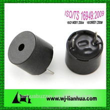 LEB1295 12*9.5MM dc 3100hz good quality low price mini magnetic buzzer function