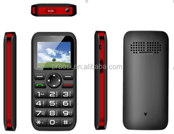 big keypad elder cell phone with sos panic button