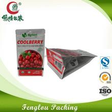 New product custom plastic food grade vacuum sealer bag for storage food