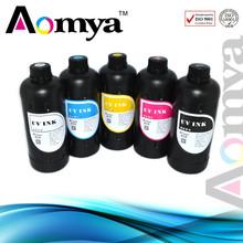 Aomya hot sale Led UV inkjet printer ink for Epson 7880 printer
