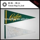 triângulo bandeira flâmula feltro de poliéster