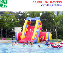 Newest Style inflatable water park slides for sale,used water park slide