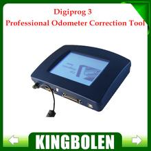 Precio de la promoción digiprog 3 auto del odómetro programador con la última versión v4.88 completo con cables conjunto complet