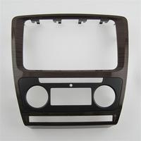 Yelew YE-SK 004 Top Quality Radio Fascia for SKODA OCTAVIA 2010 Stereo Interface Dash CD Trim Installation Kit