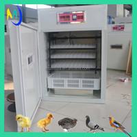 cheap MJA-3 automatic 264electric & gas egg incubator, egg hatcher, egg hatching machine
