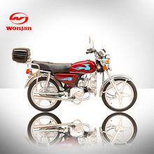 WONJAN ALPHA gas powered 70cc Street Bike WJ50 with EEC certification