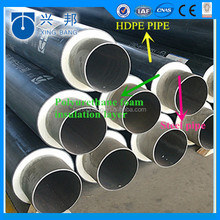 cooling and heating supply of underground insulation pipeline