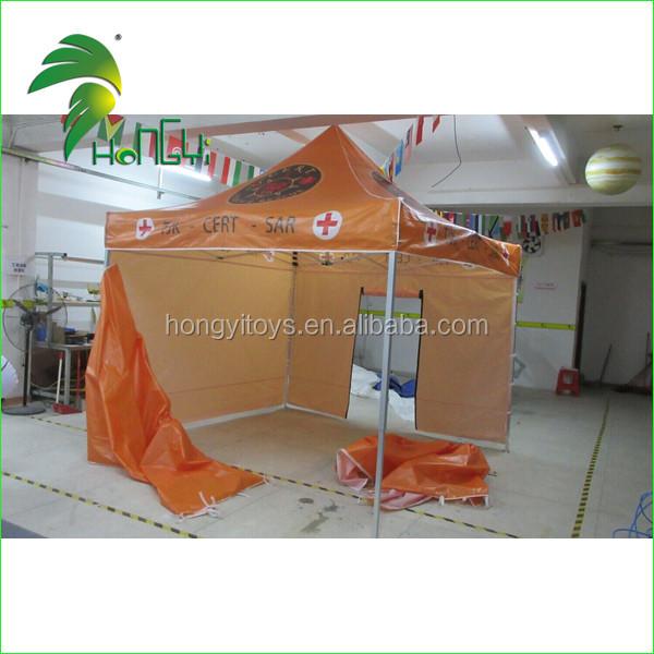 brown portable folding tent (4).jpg