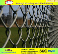 2014 Cheap price used Chain link fence for sale